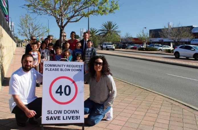Residents Pushing for Main St Speed Limit Change
